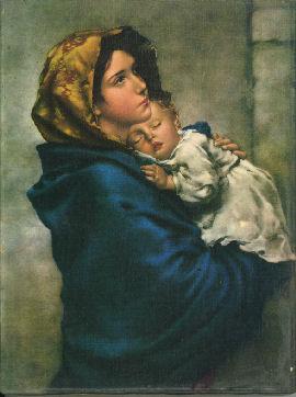 Copia di ferruzzi - madonne con bambino